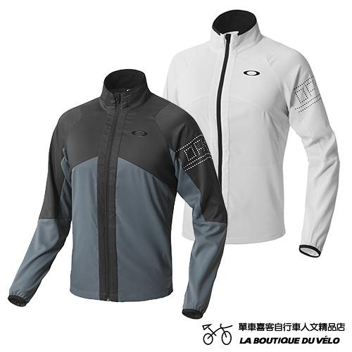 OAKLEY ENHANCE DOUBLE CLOTH JACKET.QD 8.0 日本限定版 時尚運動外套 亞洲人身型裁剪