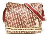 Dior Trotter 紅色PVC斜背肩背包 BO-D-0074【BRAND OFF】