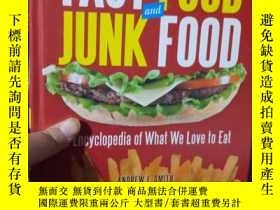 二手書博民逛書店Fast罕見Food and Junk Food [2 Volu
