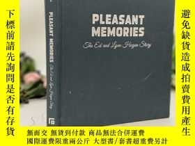 二手書博民逛書店PLEASANT罕見MEMORIES:THE ED AND FY