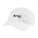Nike 帽子 Heritage86 Washed Golf Hat 白 黑 男女款 高爾夫球帽 老帽 【ACS】 DA3388-100