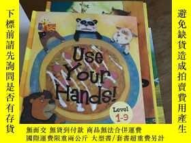 二手書博民逛書店Use罕見Your Hands:Level 1-9)精裝Y135