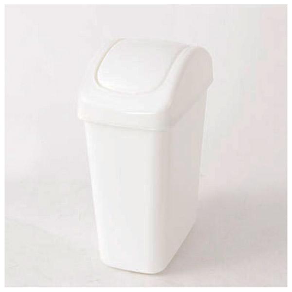 垃圾桶 極白 5864 窄型 6L NITORI宜得利家居