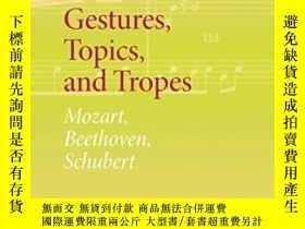 二手書博民逛書店Interpreting罕見Musical Gestures, Topics, And TropesY3646