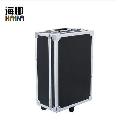 鋁合金多功能拉桿工具箱攝影器材箱車載箱拉桿箱航空航模箱