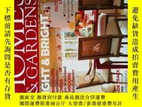 二手書博民逛書店HOMES罕見& GARDENS (MAGAZINE) 2012年5月 室內外裝飾家庭花園外文雜誌Y14610