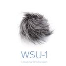又敗家@日本Zoom防風毛罩WSU-1防風毛罩適H1 H2n H4n H5 H6麥克風防風毛罩MIC防風罩WSU1兔毛防風罩