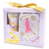 【迪士尼護手霜毛巾禮盒】迪士尼 長髮公主 護手霜 毛巾 禮盒 SHO-Bi 日本正版 該該貝比日本精品