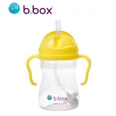 【愛吾兒】澳洲 b.box 升級版防漏水杯-檸檬黃