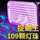 銀諾蝎子燈捕蝎超亮戶外照蝎子捉抓紫光充電頭戴式手電筒專用頭燈 poly girl