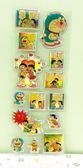【震撼精品百貨】Doraemon_哆啦A夢~哆啦A夢漫畫貼紙-臉紅#79261