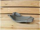 ~佐和陶瓷餐具~【XL050325-1御影黑長岩向付-日本製】/ 餐廳 造型盤 刺身 肉盤 /