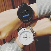 韓國ulzzang原宿潮流時尚復古初中學生男女情侶手錶韓版簡約「夢娜麗莎精品館」
