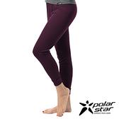 Polarstar 彈性保暖排汗長褲『棗紅』P16425 機能保暖衣│MIT│POLARTEC