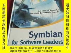 二手書博民逛書店symbian罕見for software leadersY11