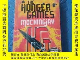 二手書博民逛書店Mockinjay罕見The Hunger GamesY210872 Suzanne Collins Scho