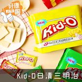 Kid-O日清三明治【E0062】夾心餅乾 餅乾 三明治餅乾 零嘴 巧克力餅乾 檸檬夾心 奶油餅乾