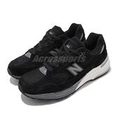 New Balance 慢跑鞋 992 NB 黑 灰 白 男鞋 女鞋 麂皮鞋面 美國製 運動鞋 【ACS】 M992BLD
