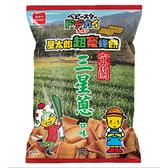 星太郎超寬條餅-三星蔥口味70g【愛買】
