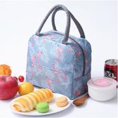 保溫包加厚飯盒袋子保溫袋便當袋手提包鋁箔保暖手拎袋帆布袋學生拎午餐 聖誕交換禮物