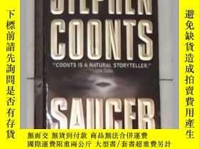 二手書博民逛書店《罕見Saucer 》[Paperback] Stephen C