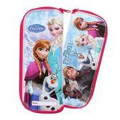 迪士尼 DISNEY 冰雪奇緣 FROZEN 餐具收納袋 愛沙公主 (1366) -超級BABY