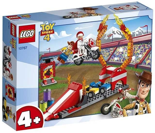 LEGO 樂高 Duke Caboom's Stunt Show 卡本公爵的特技表演 10767