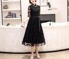 (45 Design) 連衣裙禮服長洋裝短袖洋裝連身裙婚禮洋裝蕾絲洋裝雪紡洋裝套裝長袖洋裝3