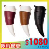 【Goat Story】Goat Mug 真皮款山羊角咖啡杯 12oz / 350ml