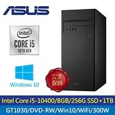 【ASUS 華碩】H-S300TA 十代i5 雙碟桌上型電腦