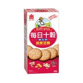 義美 每日十穀養生餅-燕麥芝麻285g【愛買】
