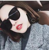 眼鏡夏季正韓開車太陽鏡女潮流長臉圓臉顯瘦黑色情侶墨鏡