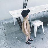 男寶寶夏裝連身衣兒童裝韓3小童4衣服5歲夏季薄款短袖哈衣潮 芭蕾朵朵