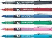 【金玉堂文具】PILOT百樂 HI-TECPOINT V5鋼珠筆(BX-V5)0.5mm 7色可選
