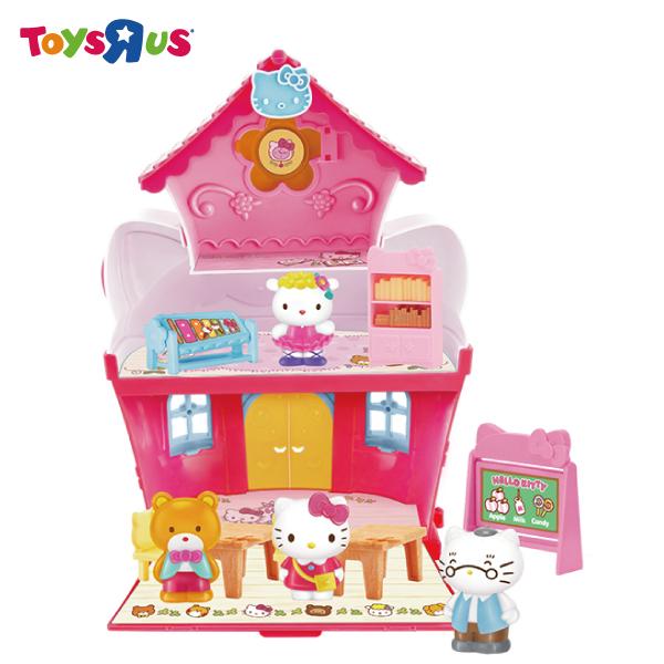 玩具反斗城 Hello Kittty 凱蒂貓上學去