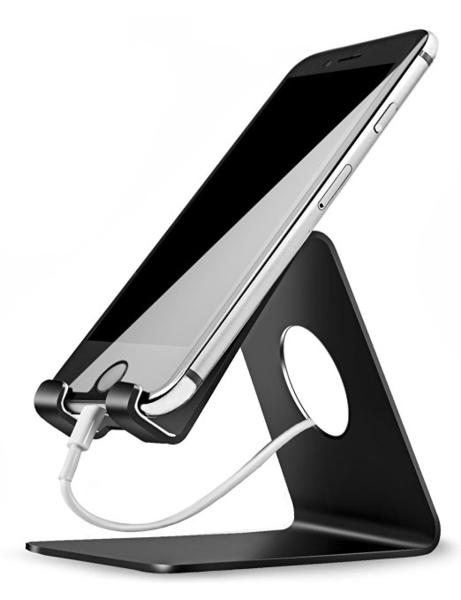 【美國代購】Lamicall S1 Universal Cradle, Dock, Holder, Stand : iPhone/Android全系列專用手機立架