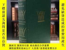 二手書博民逛書店Leaves罕見of Grass 《草葉集》whitman 惠特曼詩集 Heritage press 1937年