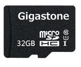 【超人生活百貨】Gigastone Micro SDHC C10/UHS-1 32GB 記憶卡 高速讀取 5年保固