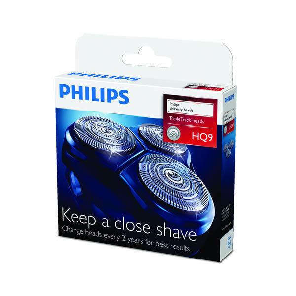 PHILIPS飛利浦刮鬍刀專用刀片/刀頭 HQ9 (一組三入) **可刷卡!免運費**