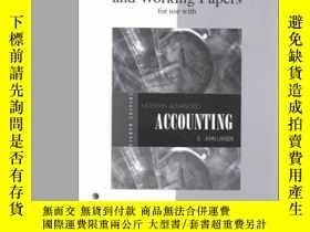 二手書博民逛書店Study罕見Guide  Working Papers For Use With Modern Advanced