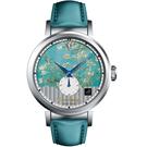 梵谷Van Gogh Swiss Watch小秒盤梵谷經典名畫女錶 C-SLLA-18 杏樹