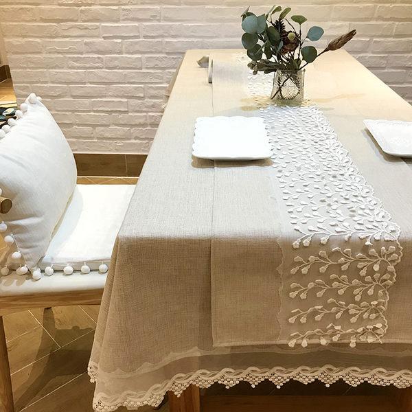 時尚可愛空間餐桌布 茶几布 隔熱墊 鍋墊 杯墊 餐桌巾桌旗688 (45*150cm)