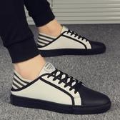 運動鞋帆布鞋休閒鞋潮鞋夏季正韓百搭板鞋網紅社會小伙新品潮流鞋子