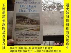 二手書博民逛書店TALES罕見OF A VERMONT DOCTOR BAG B