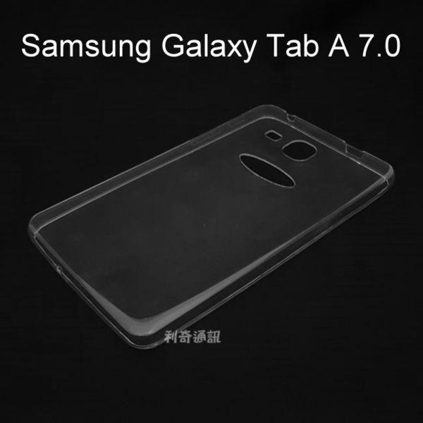 超薄透明軟殼 [透明] Samsung Galaxy Tab A 7.0 (2016) T280 平板