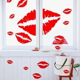 墙貼 玻璃貼 走道橱窗橱柜貼- kor820