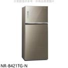 【南紡購物中心】Panasonic國際牌【NR-B421TG-N】422公升雙門變頻冰箱翡翠金