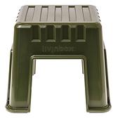 livinbox CARGO系列 小櫃椅 型號CH-28 軍綠色