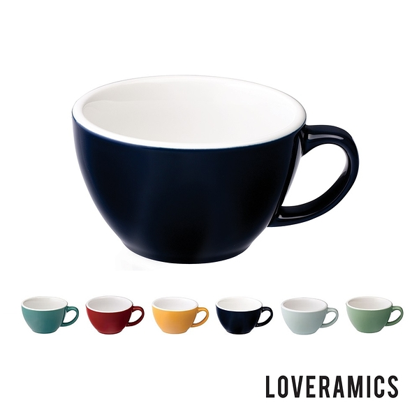 Loveramics Coffee Pro-Egg拿鐵咖啡杯300ml(共6色) WUZ屋子
