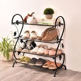 簡易多層鞋架家用經濟型宿舍寢室防塵收納鞋櫃省空間組裝小鞋架子WY【好康八五折搶購】